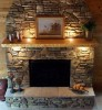 How To Decorate A Stone Fireplace Mantel: 5 Guides For Unique Design