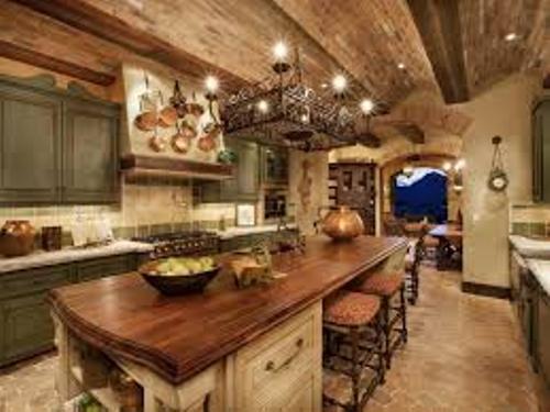 Italian Kitchen Cafe Style