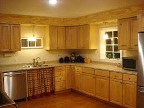 How Decorate Kitchen Cabinets
