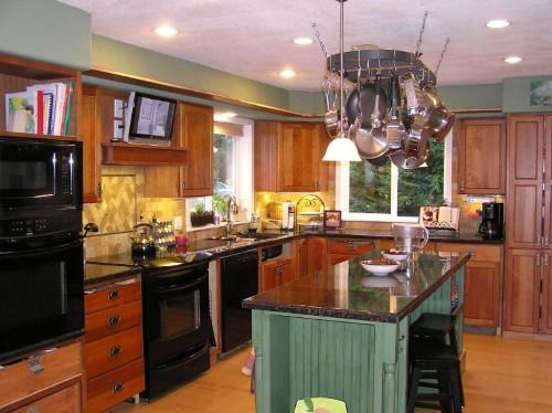 Kitchen Bulkhead Style