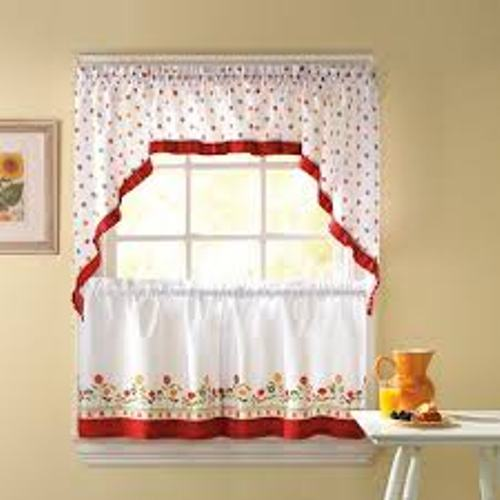 Kitchen Curtain Decor