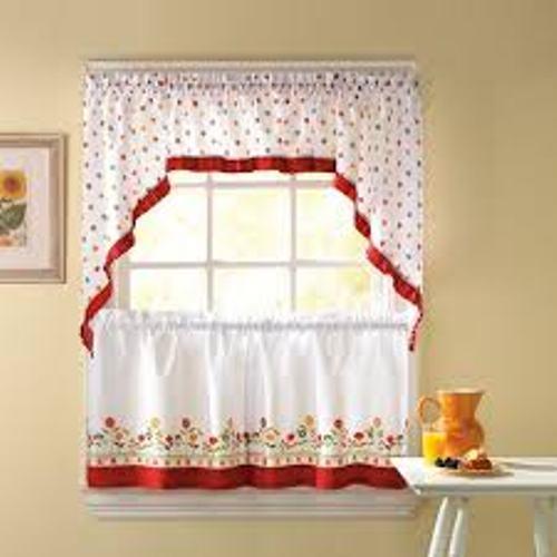 Kitchen Curtain Decor