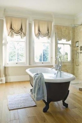 Large Bathroom Window Ideas