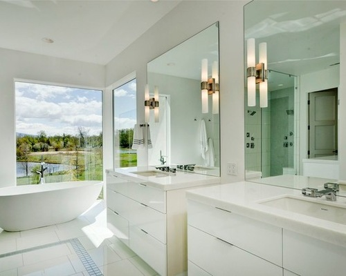 Large Bathroom Window Pictures