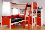 How to Arrange a Small Bedroom with a Bunk Bed: 5 Guides for Ample Look