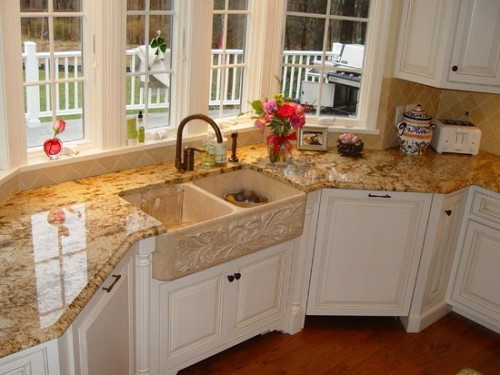 How to decorate a kitchen country style 5 steps to add for How to decorate a kitchen counter