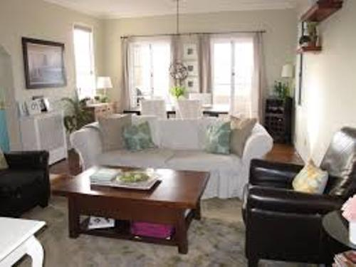 How To Arrange Living Room Dining Room Combo 5 Ideas For  : Elegant Living Room Dining Room Combo from www.homeimprovementday.com size 500 x 375 jpeg 24kB