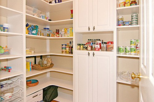 How to Arrange Kitchen Pantry