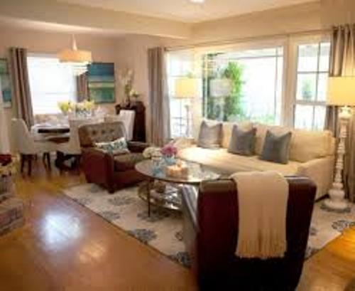 How to Arrange Living Room Dining Room Combo