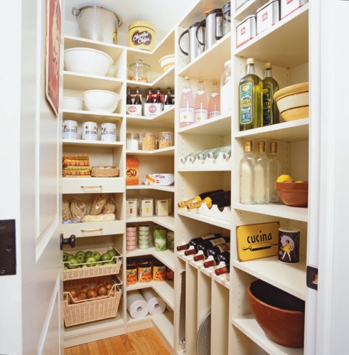 Kitchen Pantry Decor