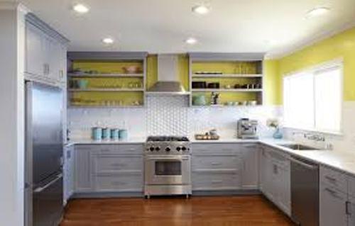 Elegant Kitchen Cabinet