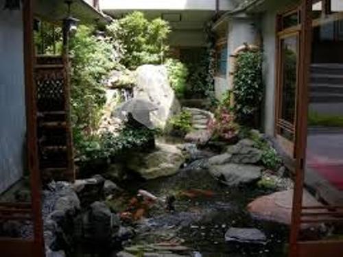 How to start a garden indoors 5 ways for amazing indoor for Small indoor patio ideas