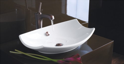 How to Install a Bathroom Bowl Sink