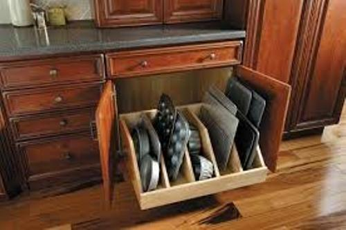 How to Organize Kitchen Bakeware