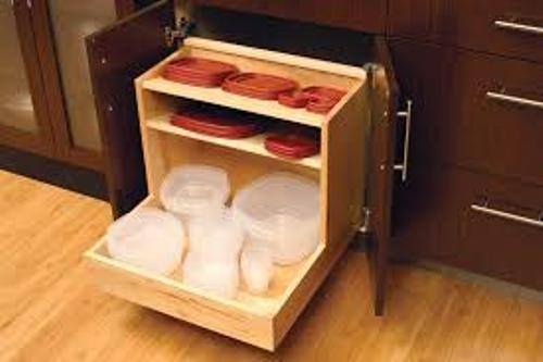 Kitchen Bakeware Storage