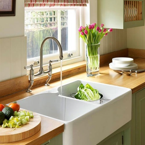 Kitchen Sink Area Pictures