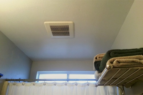 Stylish Bathroom Air Vent