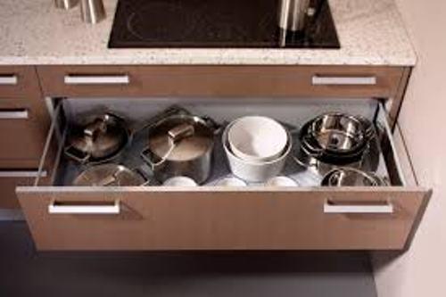 Deep Kitchen Cupboard Image