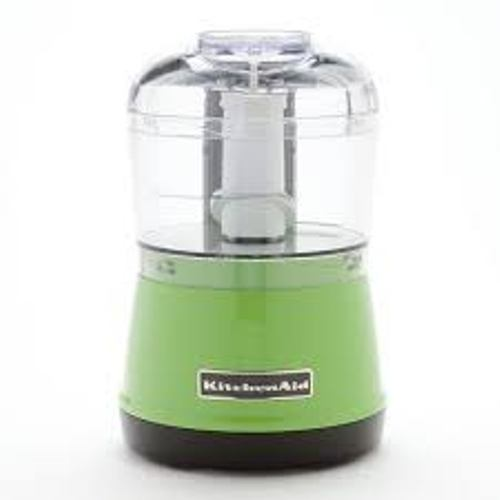 Green Kitchenaid Chopper