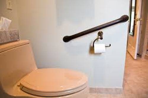 How to Install Bathroom Grab Rails