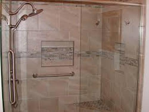 How to Install Shower Grab Bars on Tile