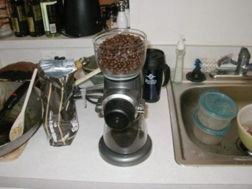 Kitchenaid Coffee Grinder Tips
