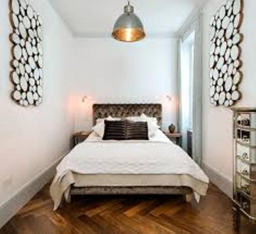 Long Rectangular Bedroom Pic
