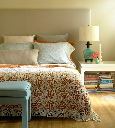 Simple Pillows on a Bed for Comfort