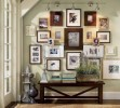 How To Arrange Family Pictures On A Large Wall: 5 Guides For Decorative Wall
