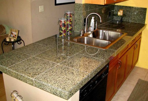 Bathroom Granite Countertop Pictures